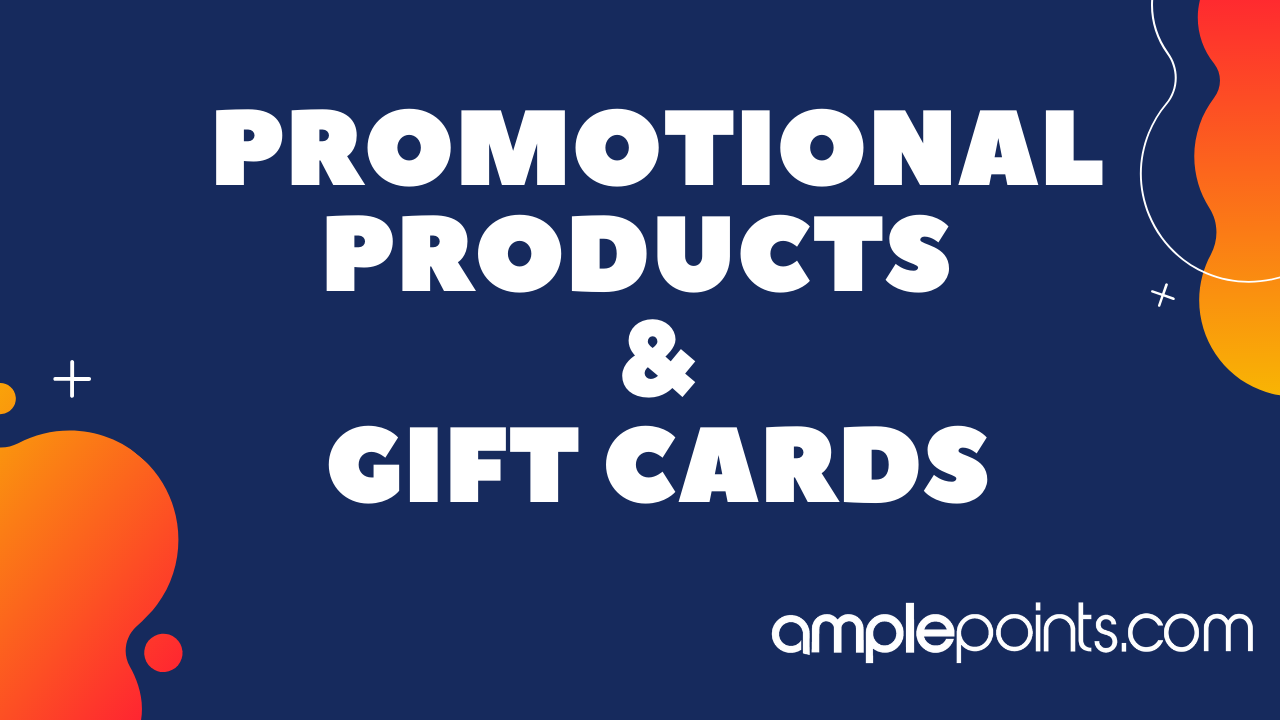 Promotional Products and Gift Cards
