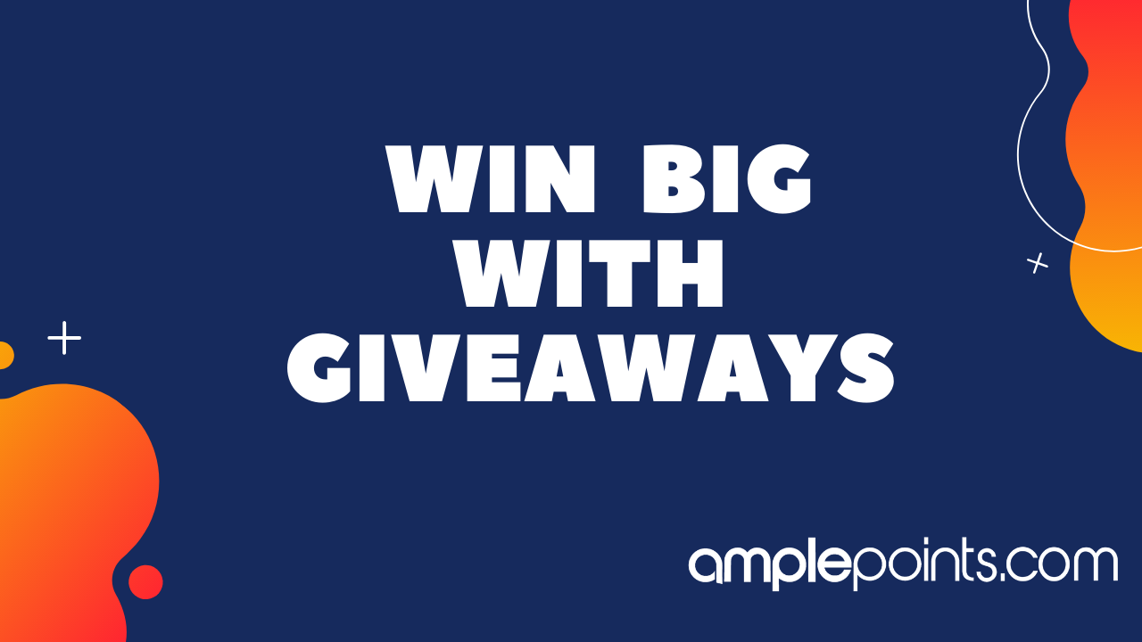 Win Big With Giveaways