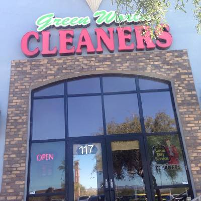 Green World Cleaners
